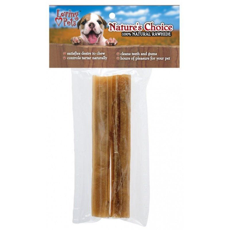 Loving Pets Pressed Sticks Rawhide Chew