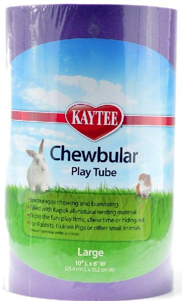 Kaytee Chewbular Play Tube