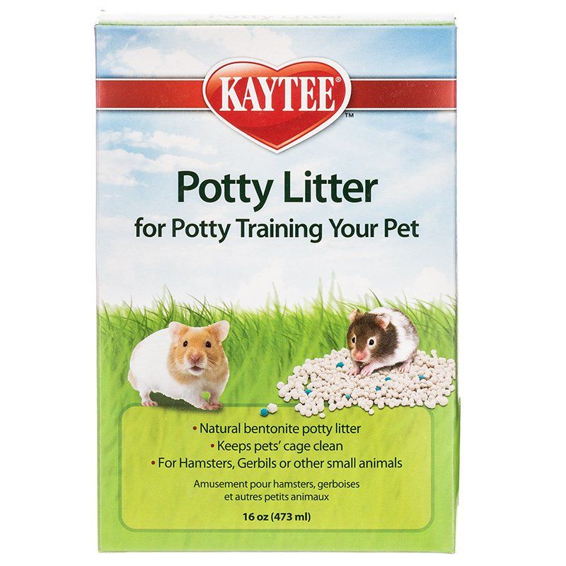 Kaytee Critter Trail Potty Litter