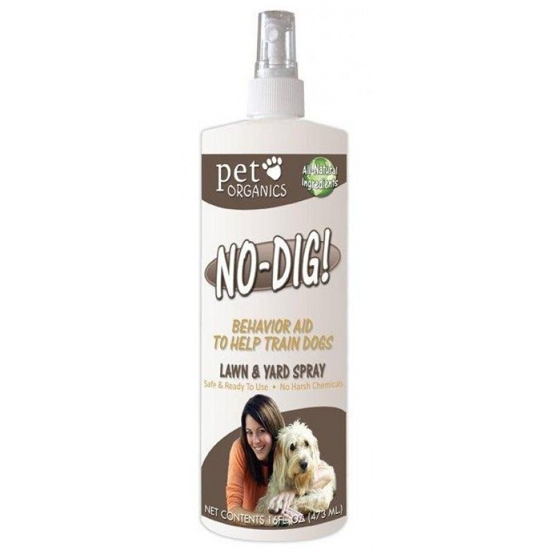 Pet Organics No-Dig Lawn & Yard Spray for Dogs