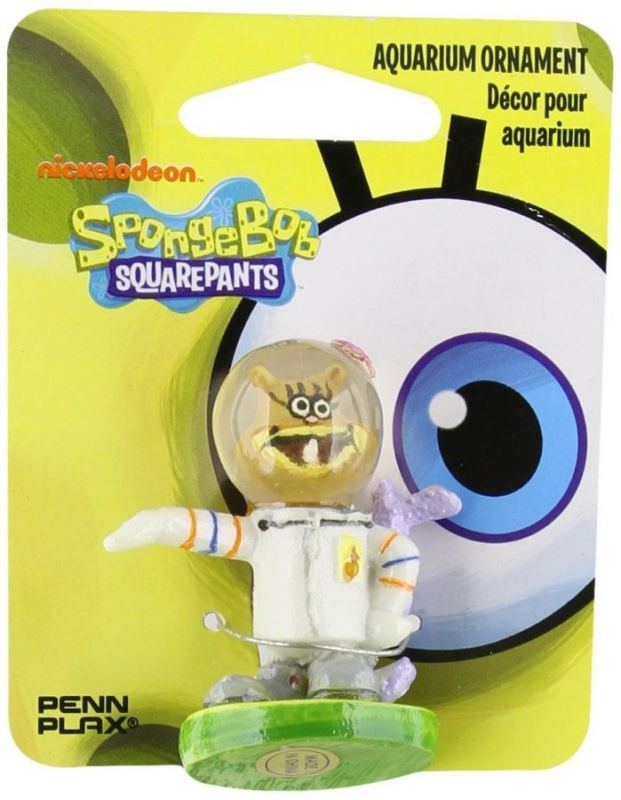 Spongebob Sandy Aquarium Ornament