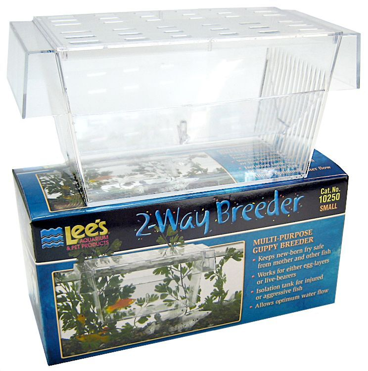 Lees 2-Way Breeding Tank