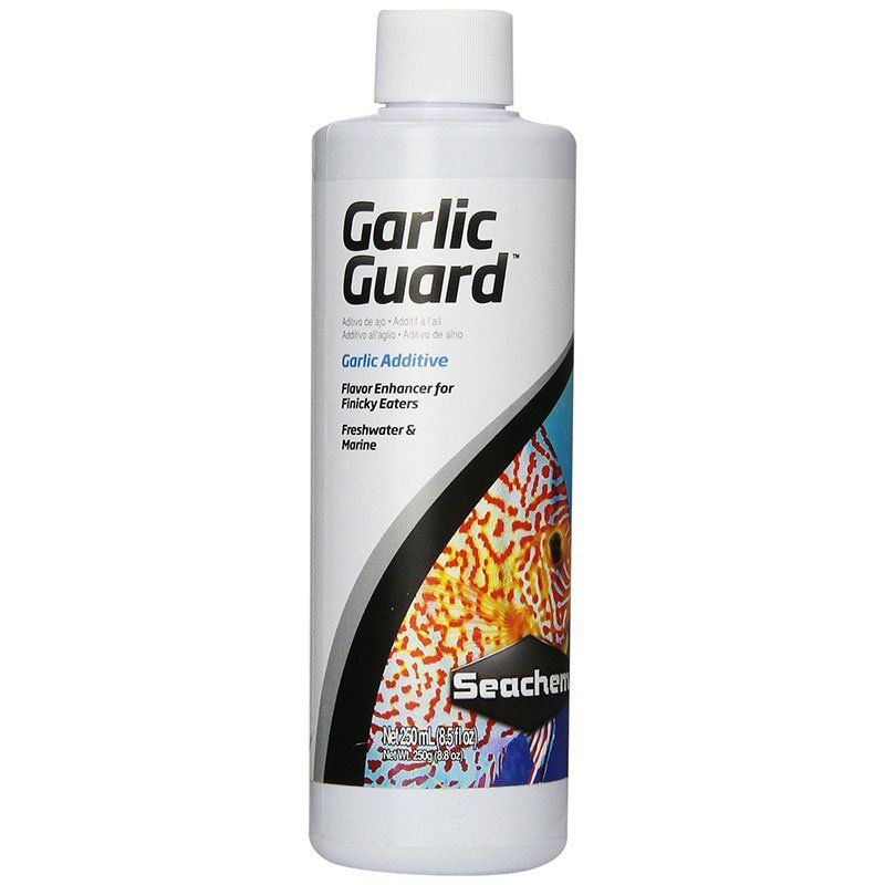Seachem Garlic Guard Garlic Additive