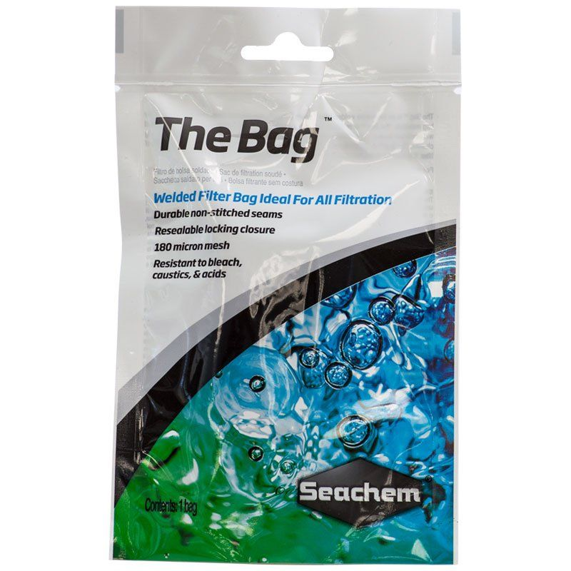 Seachem The Bag - Welded Filter Bag
