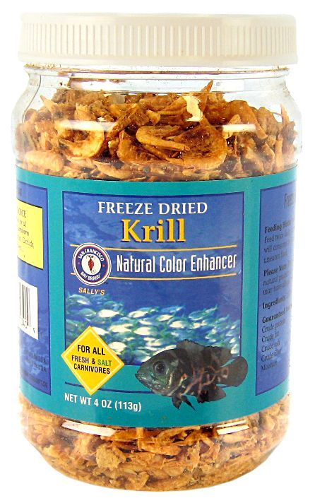 SF Bay Brands Freeze Dried Krill