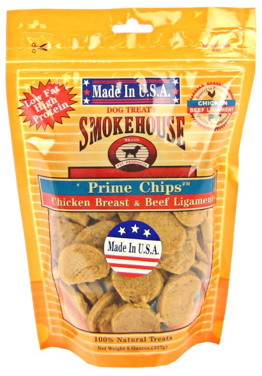 Smokehouse Treats Prime Chicken & Beef Chips