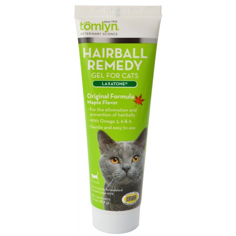 Tomlyn Laxatone Hairball Remedy