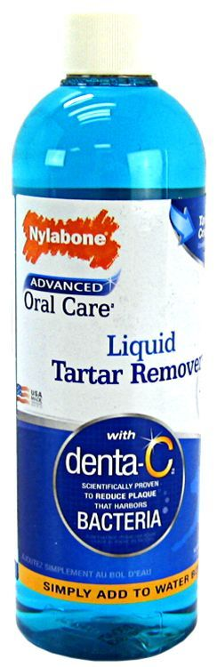 Nylabone Advanced Oral Care Liquid Tartar Remover