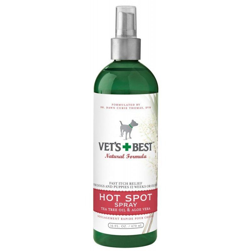Vets Best Hot Spot Itch Relief Spray for Dogs