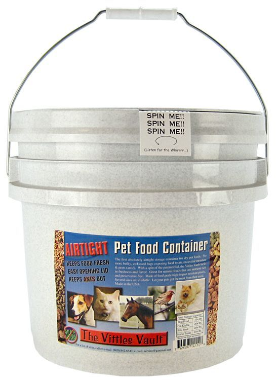Vittles Vault Airtight Pet Food Container