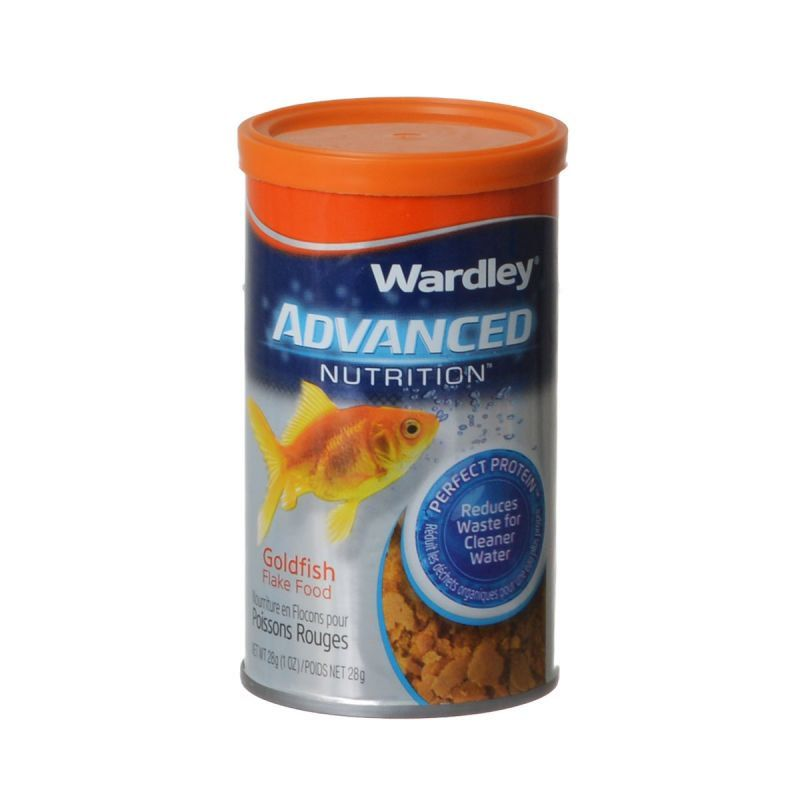 Wardley Advanced Nutrition Goldfish Flake Food
