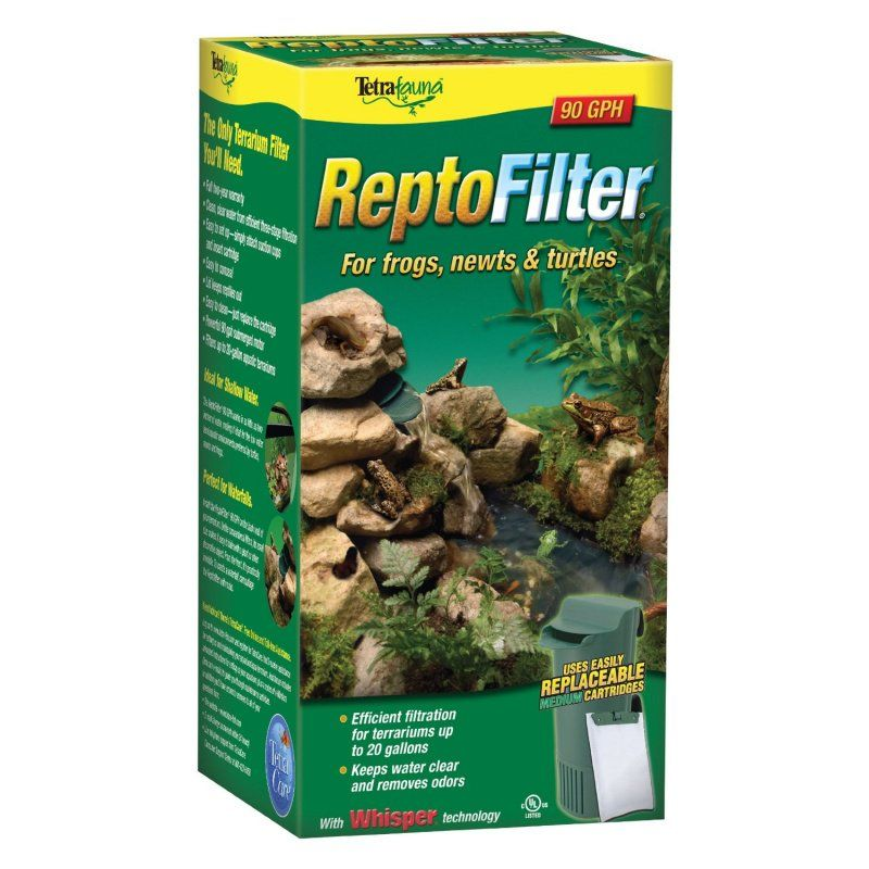 Tetrafauna ReptoFilter For Terrariums