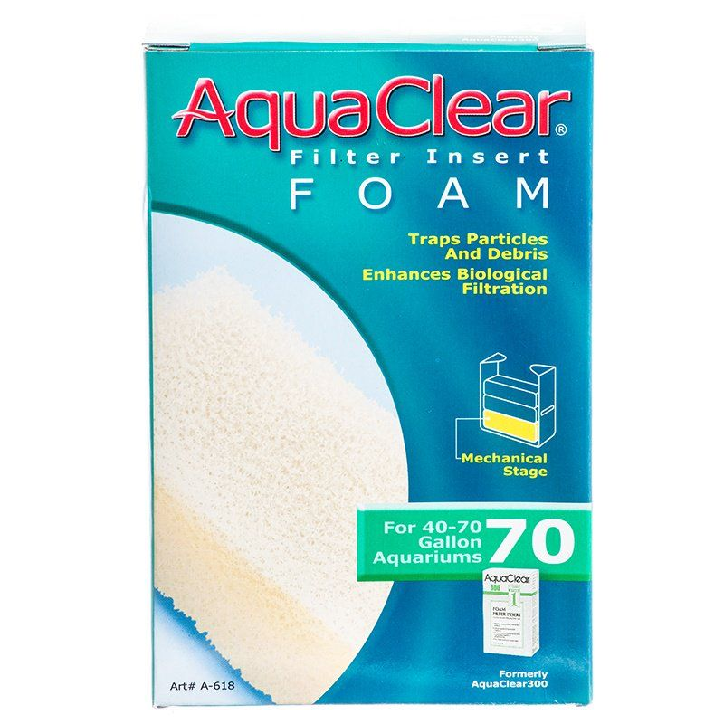 Aquaclear Filter Insert Foam
