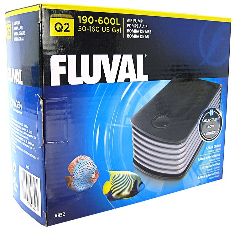 Fluval Ultra Quiet Air Pump