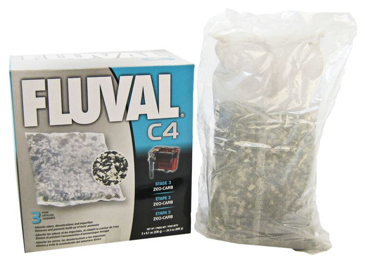 Fluval Zeo-Carb Filter Bags