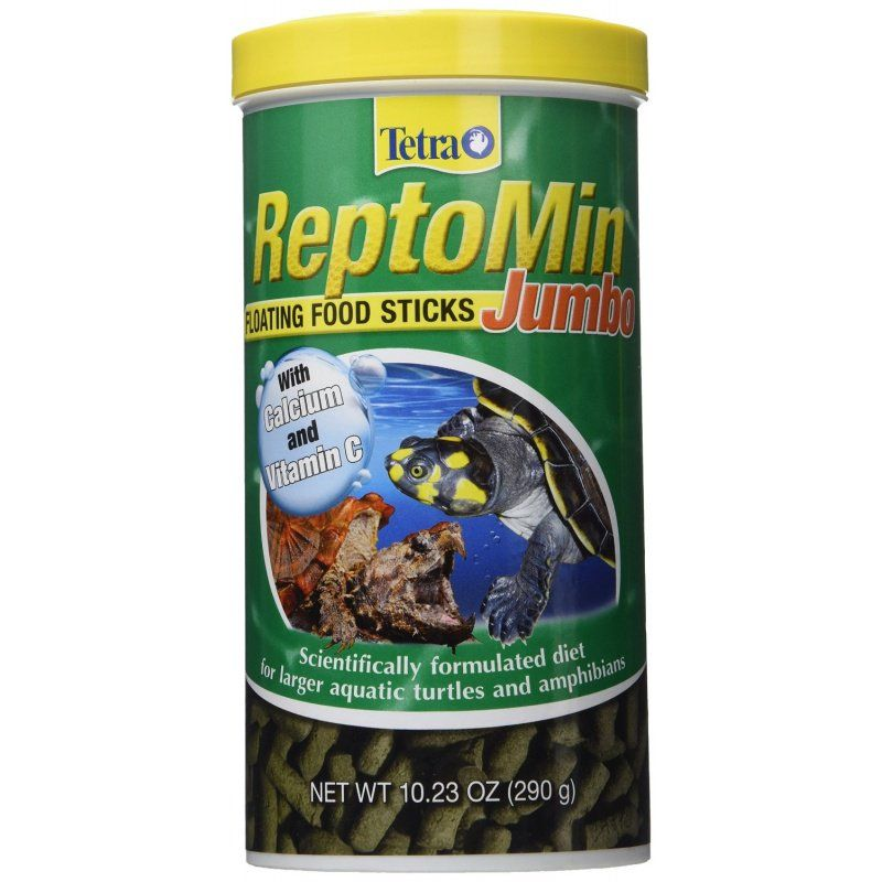 Tetra ReptoMin Floating Food Sticks - Jumbo