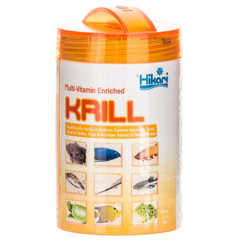 Hikari Freeze Dried Krill Fish Food