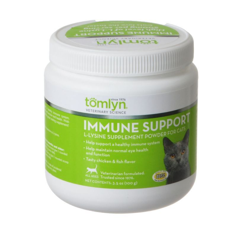 Tomlyn L-lysine Powder for Cats