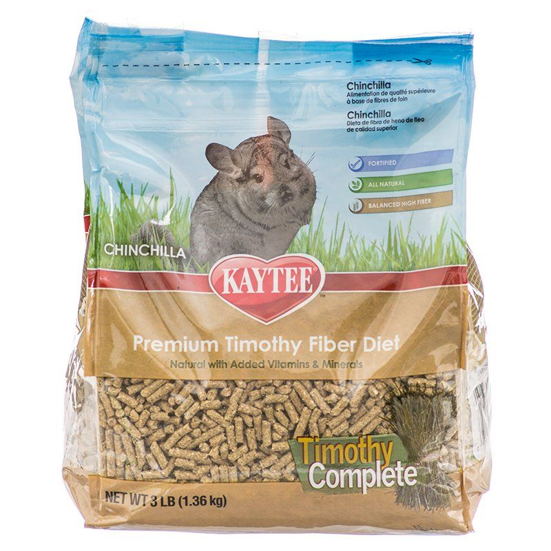 Kaytee Timothy Complete - Chinchilla Food