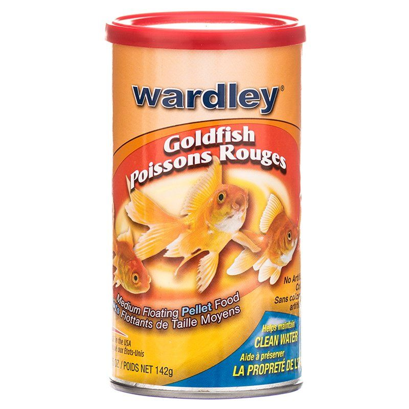 Wardley Goldfish Floating Pellets