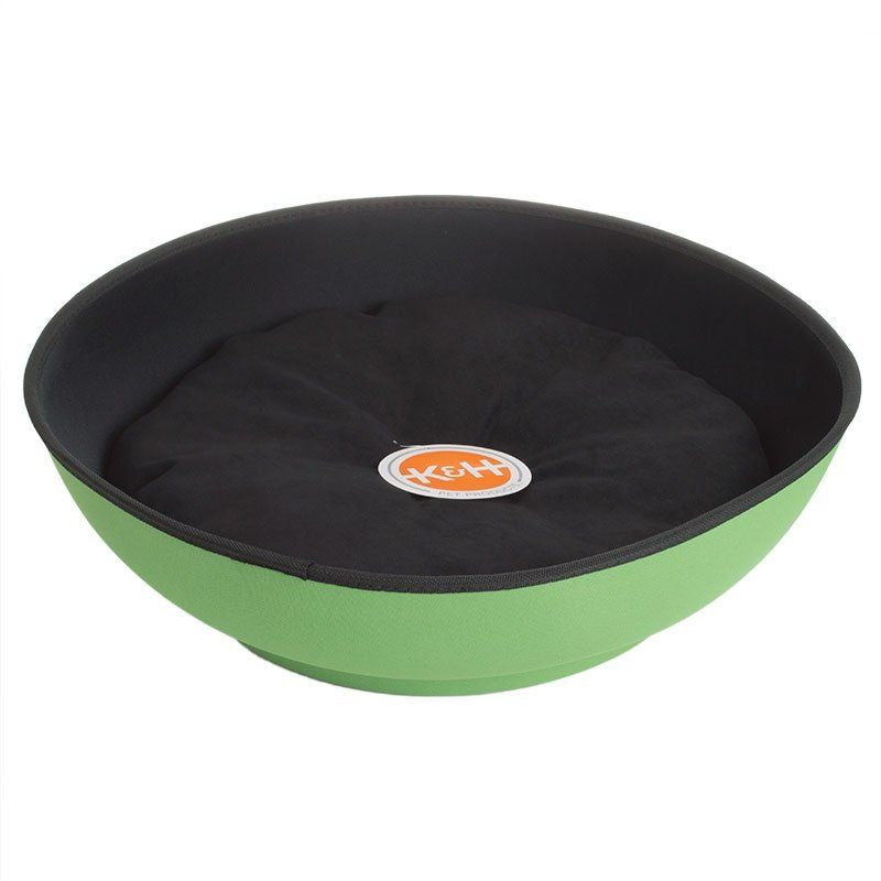 K&H Mod Dream Half-Pod Pet Bed - Green