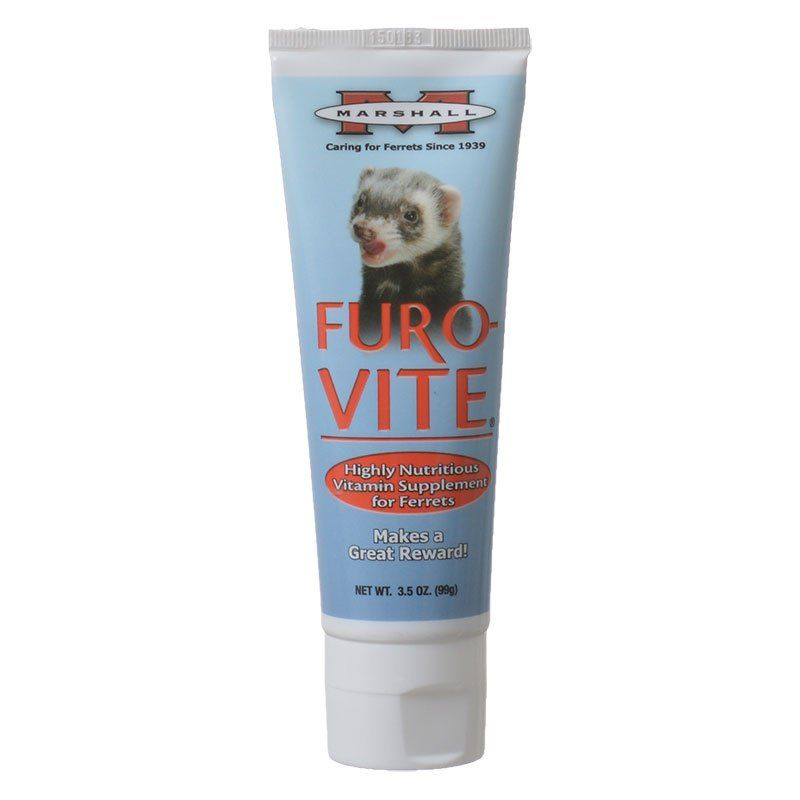 Marshall Furo Vite Vitamin Supplement Paste for Ferrets