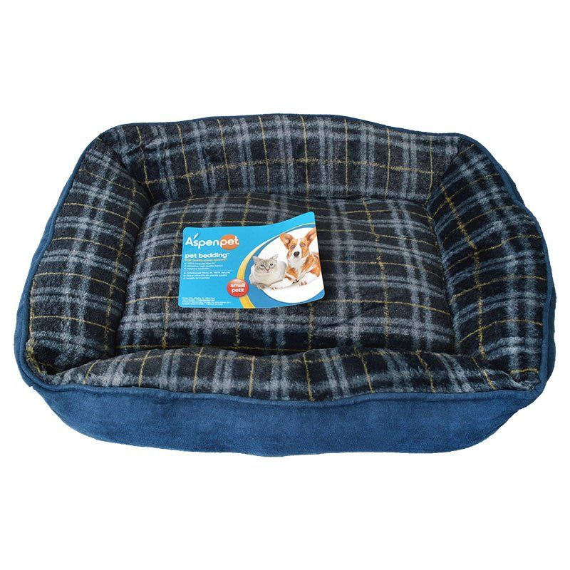 Aspen Pet Plush Pet Lounger