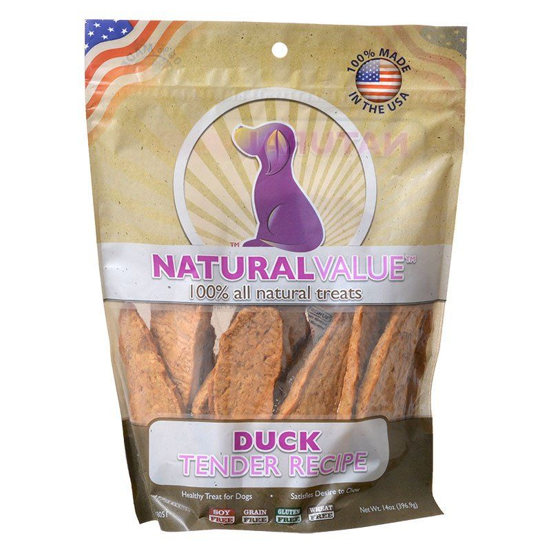 Loving Pets Natural Value Duck Tenders