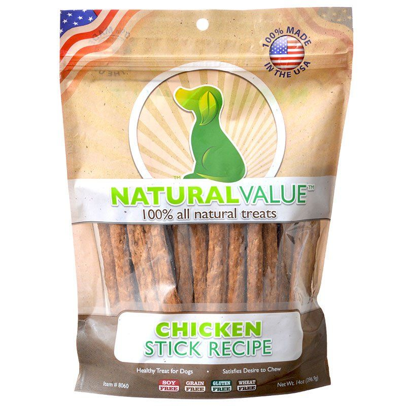 Loving Pets Natural Value Chicken Sticks