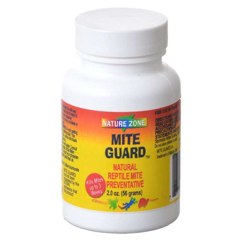 Nature Zone Mite Guard - Powder