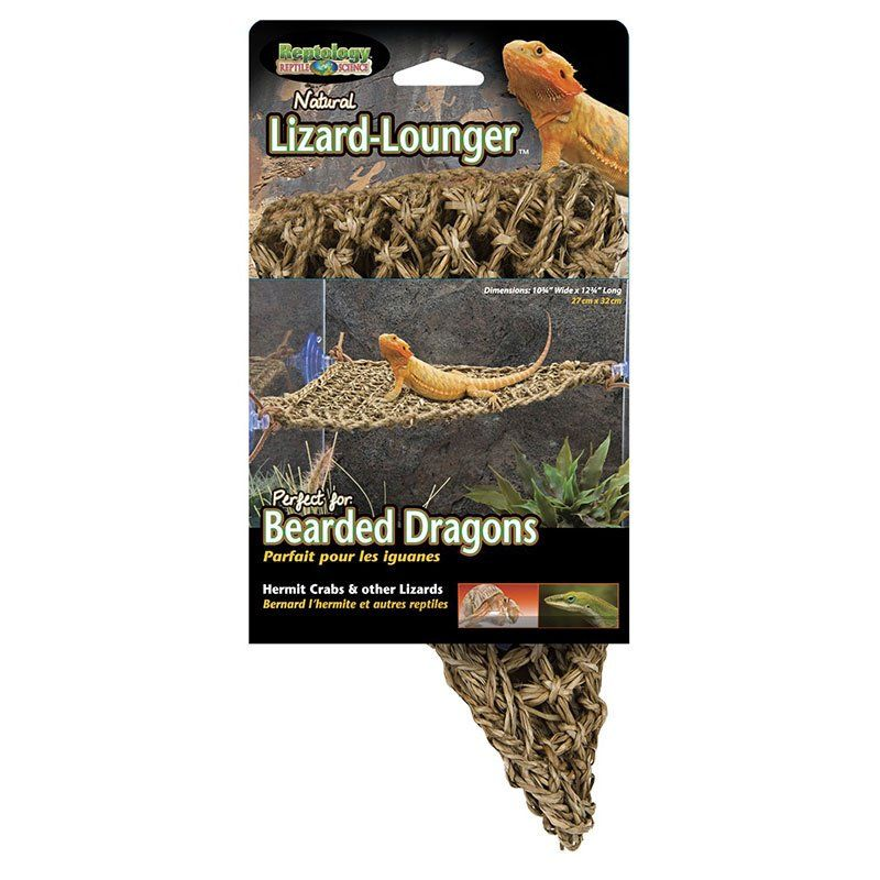 Penn Plax Reptology Natural Lizard Lounger