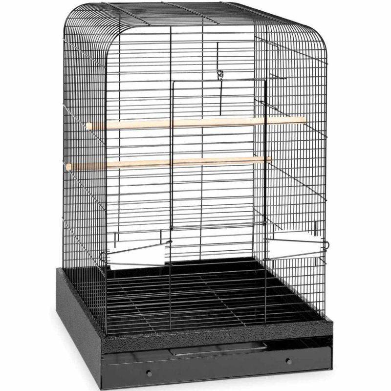 Prevue Madison Bird Cage - Black