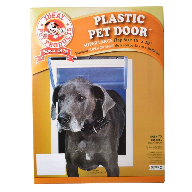 Perfect Pet Plastic Pet Door