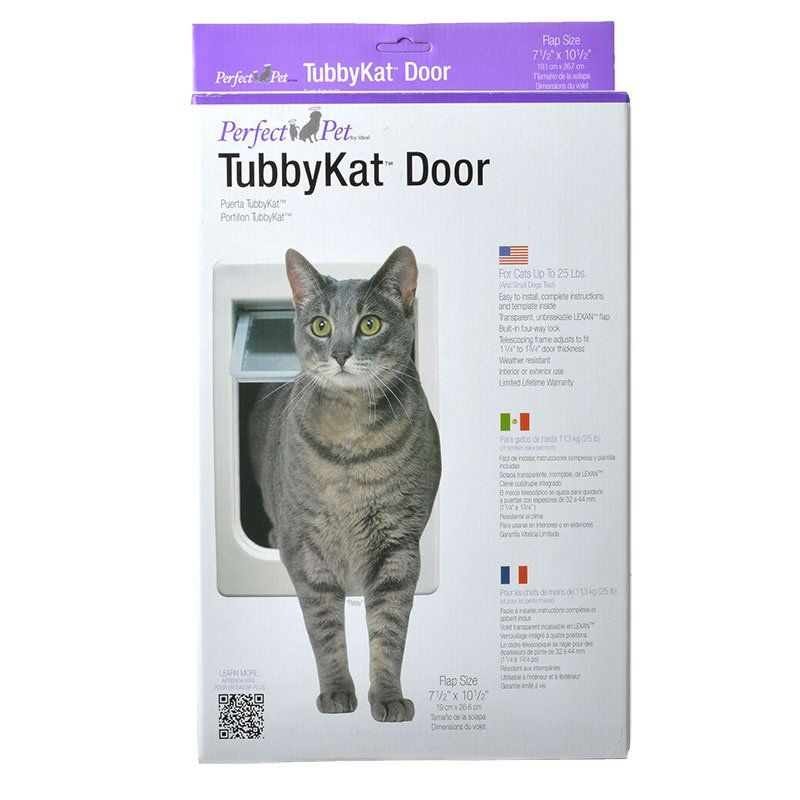 Perfect Pet TubbyKat Door