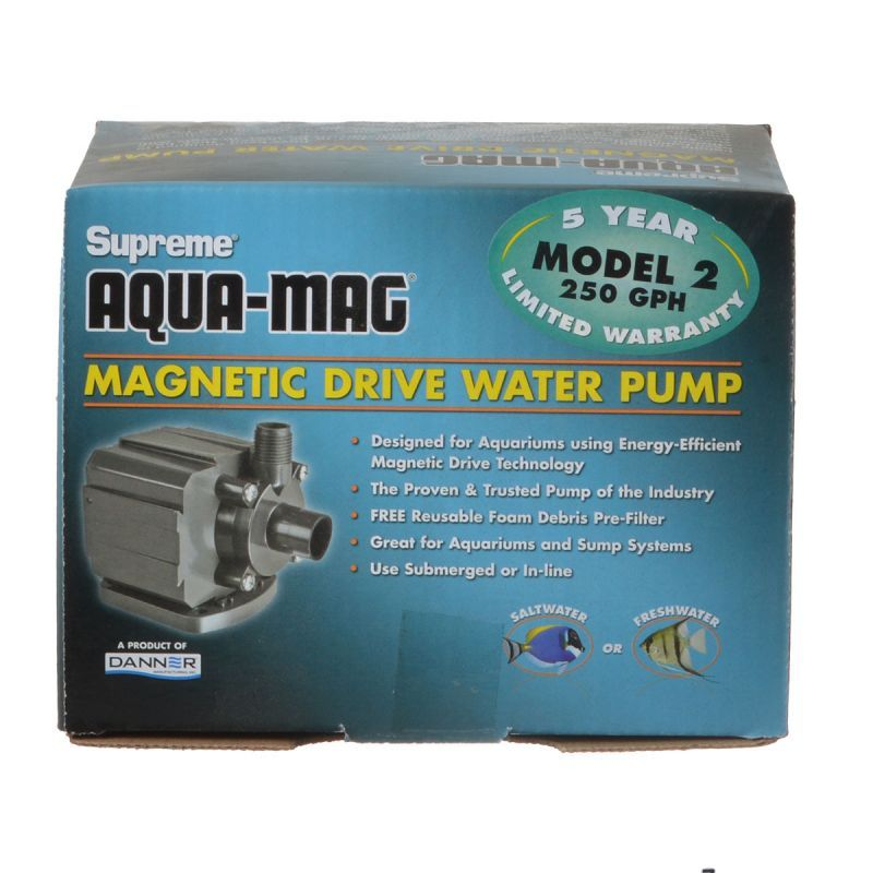 Supreme Aqua-Mag Magnetic Drive Water Pump