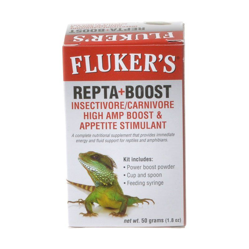 Flukers Repta Boost