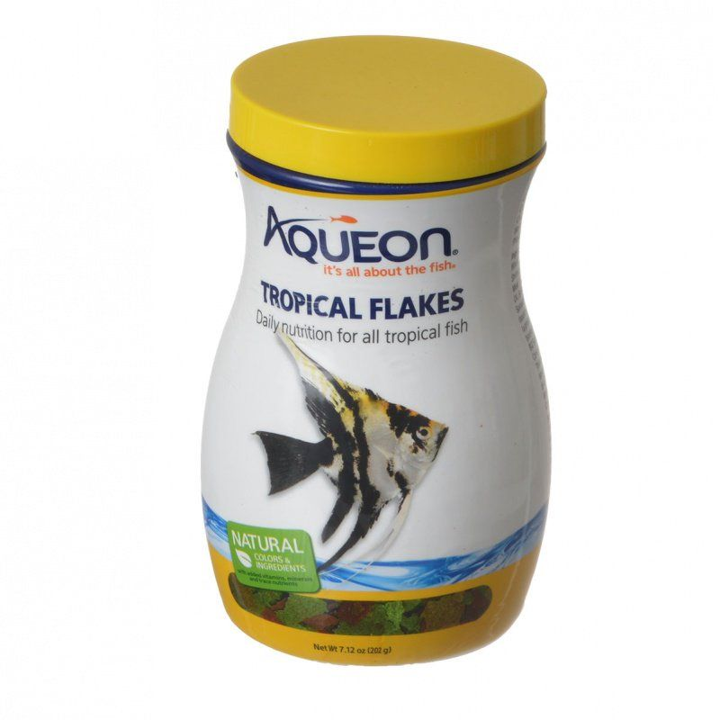 Aqueon Tropical Flakes Fish Food