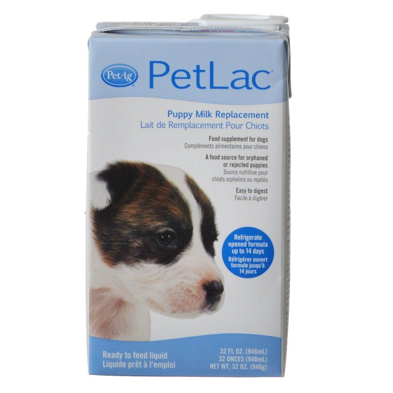 PetAg PetLac Puppy Milk Replacement - Liquid