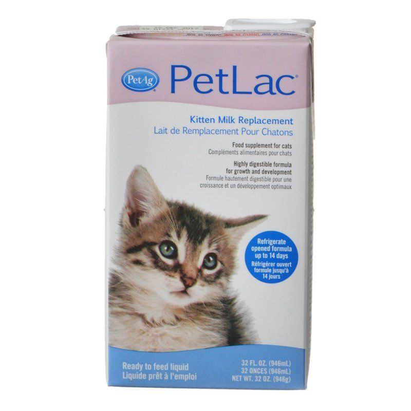 PetAg PetLac Kitten Milk Replacement - Liquid