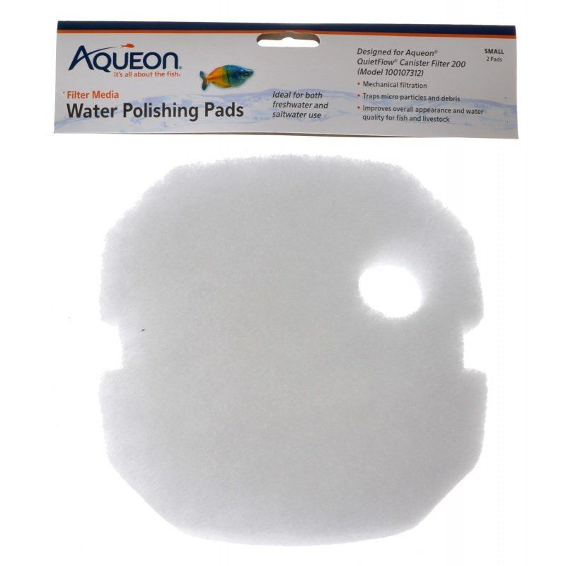 Aqueon Water Polishing Pads - Small