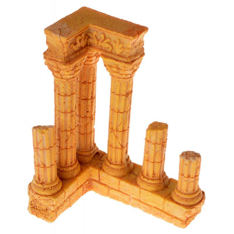 Exotic Environments Terra Cotta Column Ruins