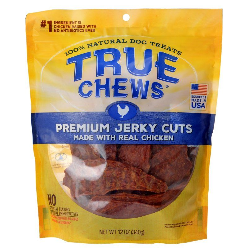 True Chews Premium Jerky Cuts with Real Chicken