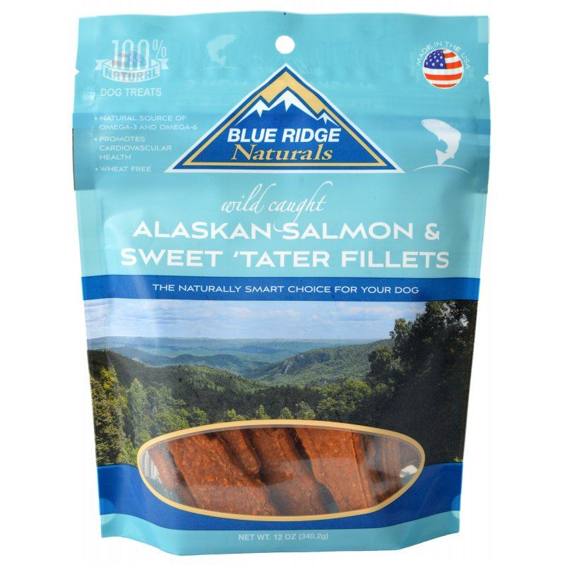 Blue Ridge Naturals Alaskan Salmon & Sweet Tater Fillets