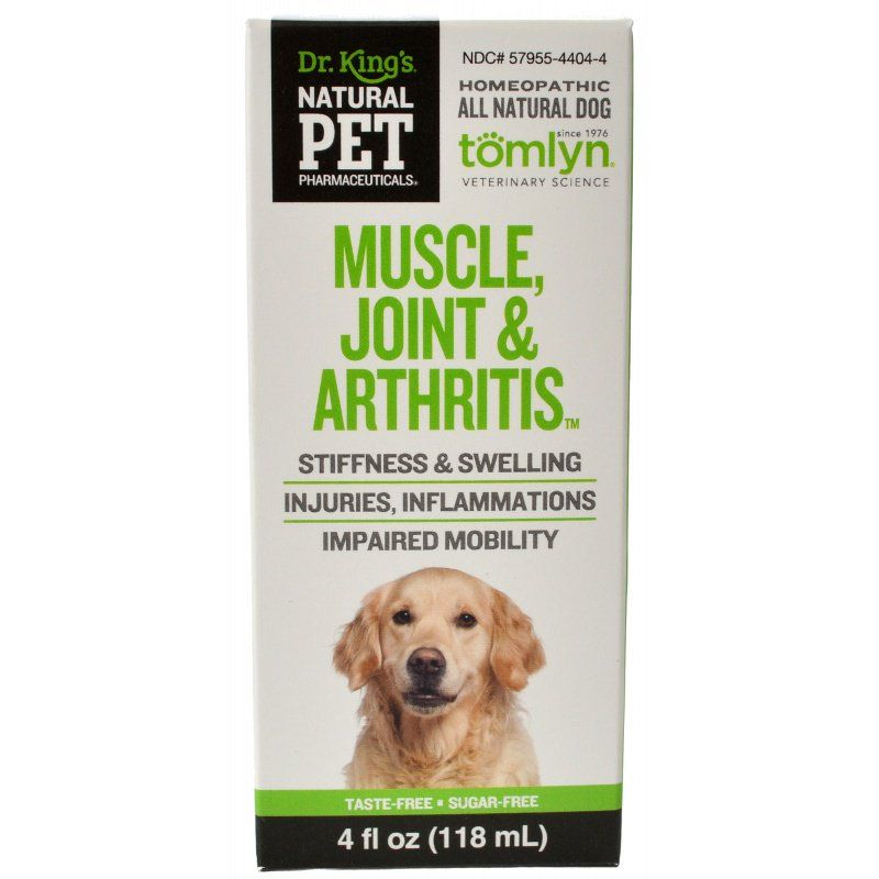Tomlyn Natural Pet Pharmaceuticals Muscle, Joint & Arthritis Dog Remedy