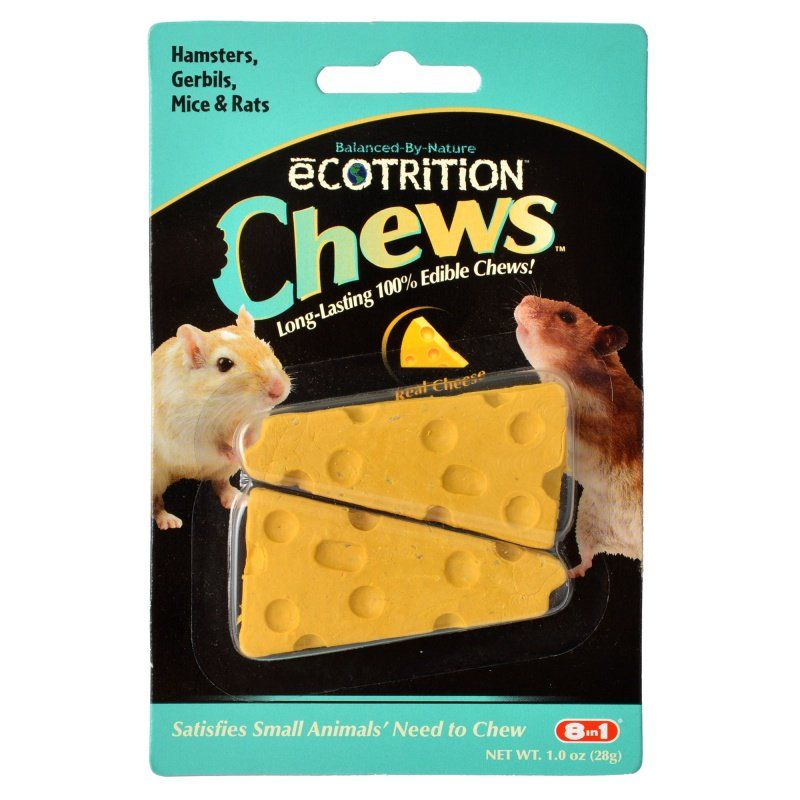 Ecotrition Chews with Real Cheese Flavor
