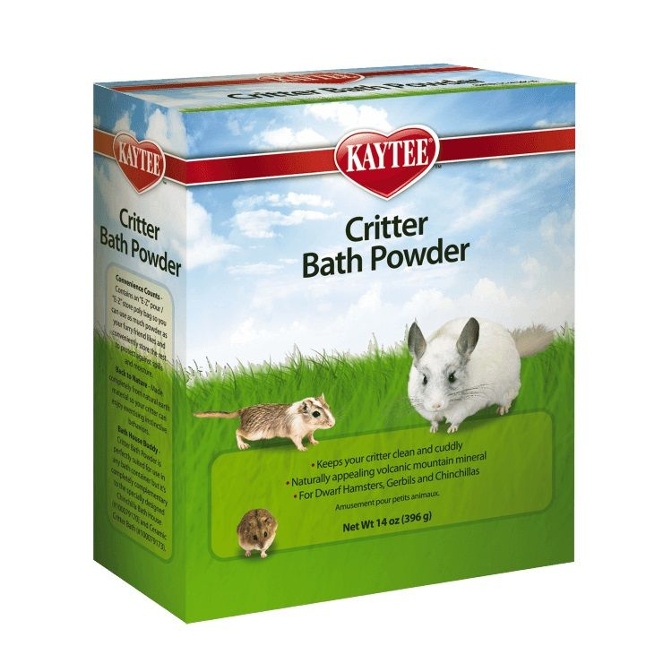 Kaytee Critter Bath Powder