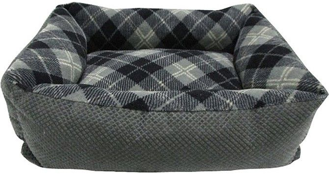 Petmate Tartan Plaid Lounger - Assorted Colors