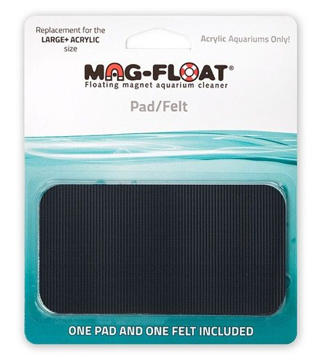 Mag Float Pad/Felt Replacement for Large+ Acrylic Cleaner
