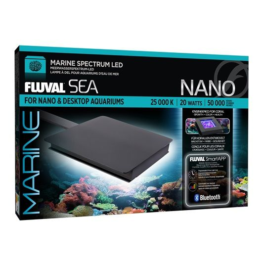 Fluval Sea Marine Bluetooth LED Nano Aquarium Light