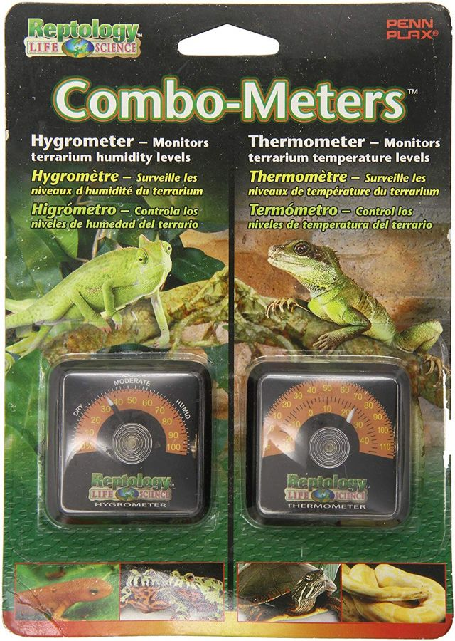 Reptology Combo Meters